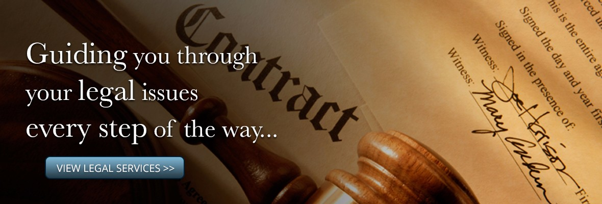 guiding you through your legal issues every step of the way